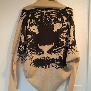 Sweaters - Tiger cardigan